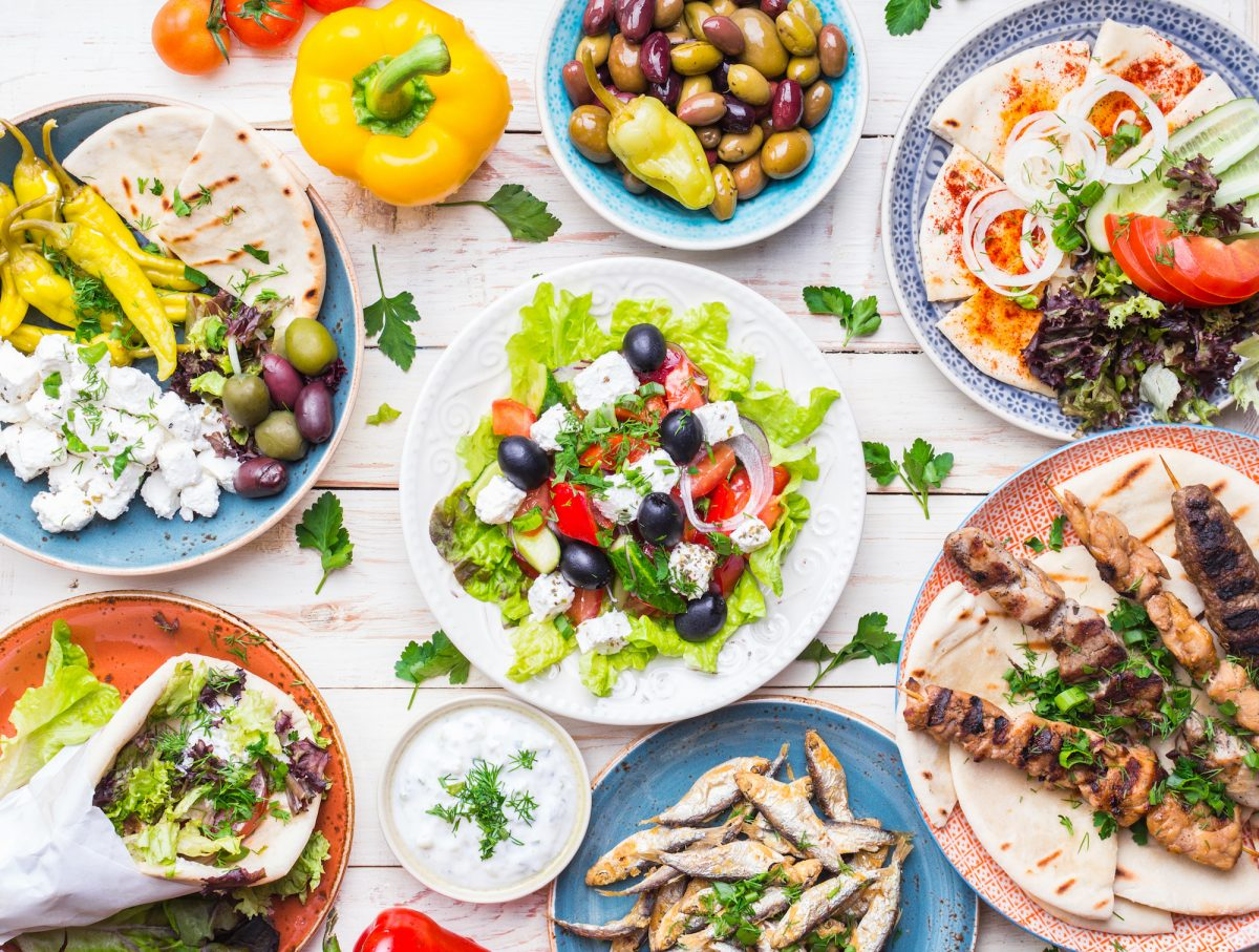 Essentials of Greek Cuisine