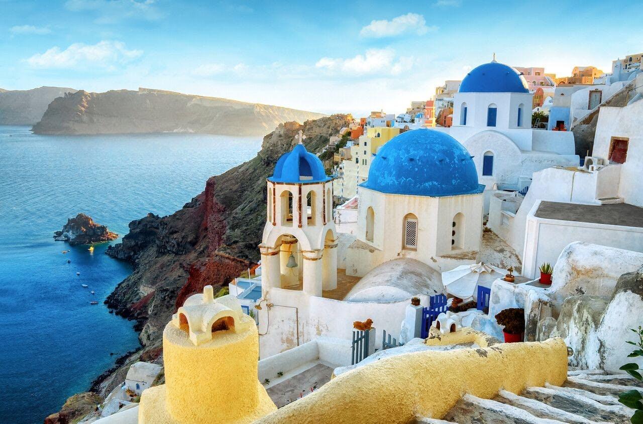 Santorini, Greece - Most Popular European Island