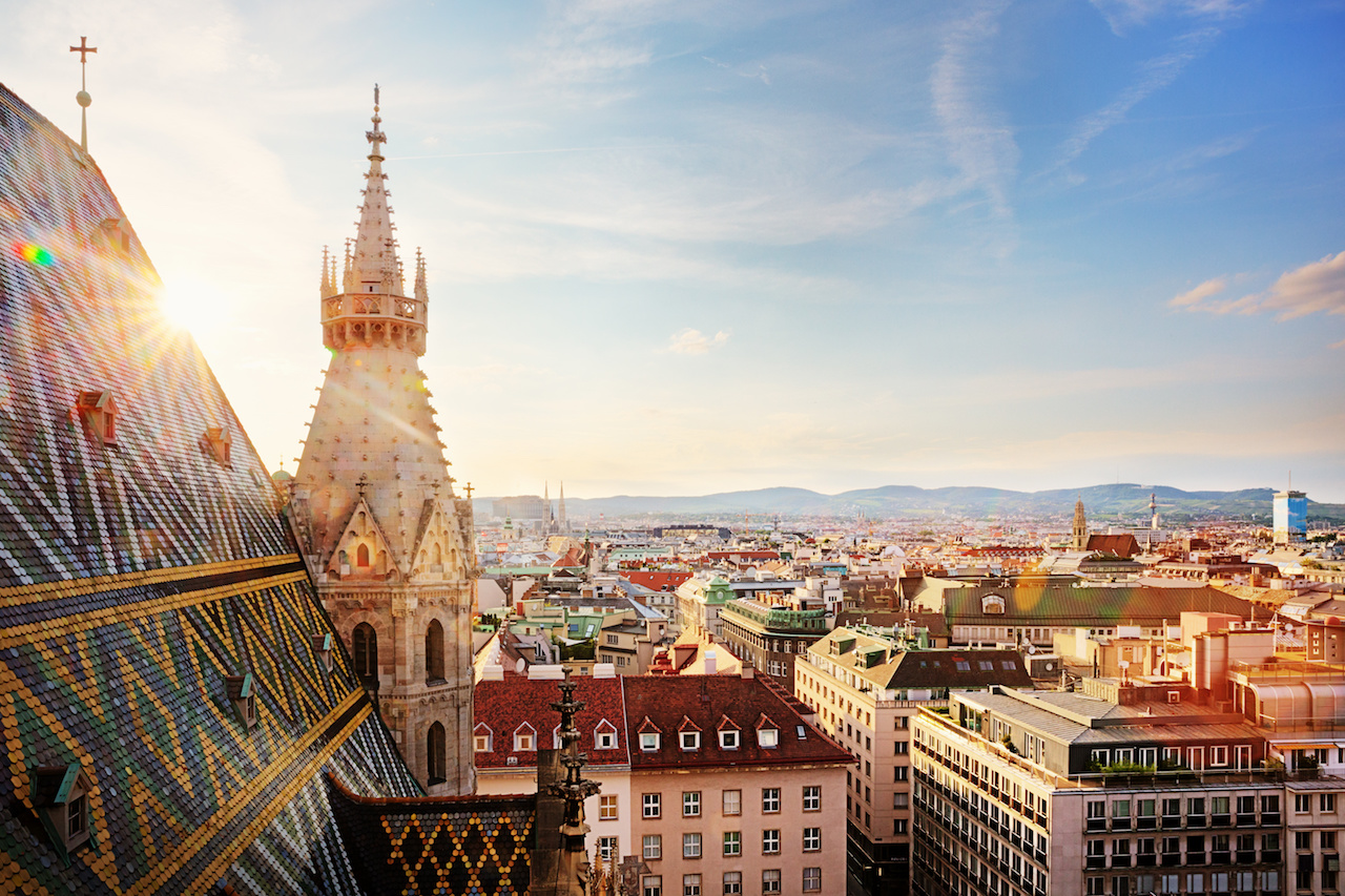 Vienna best places for Instagram