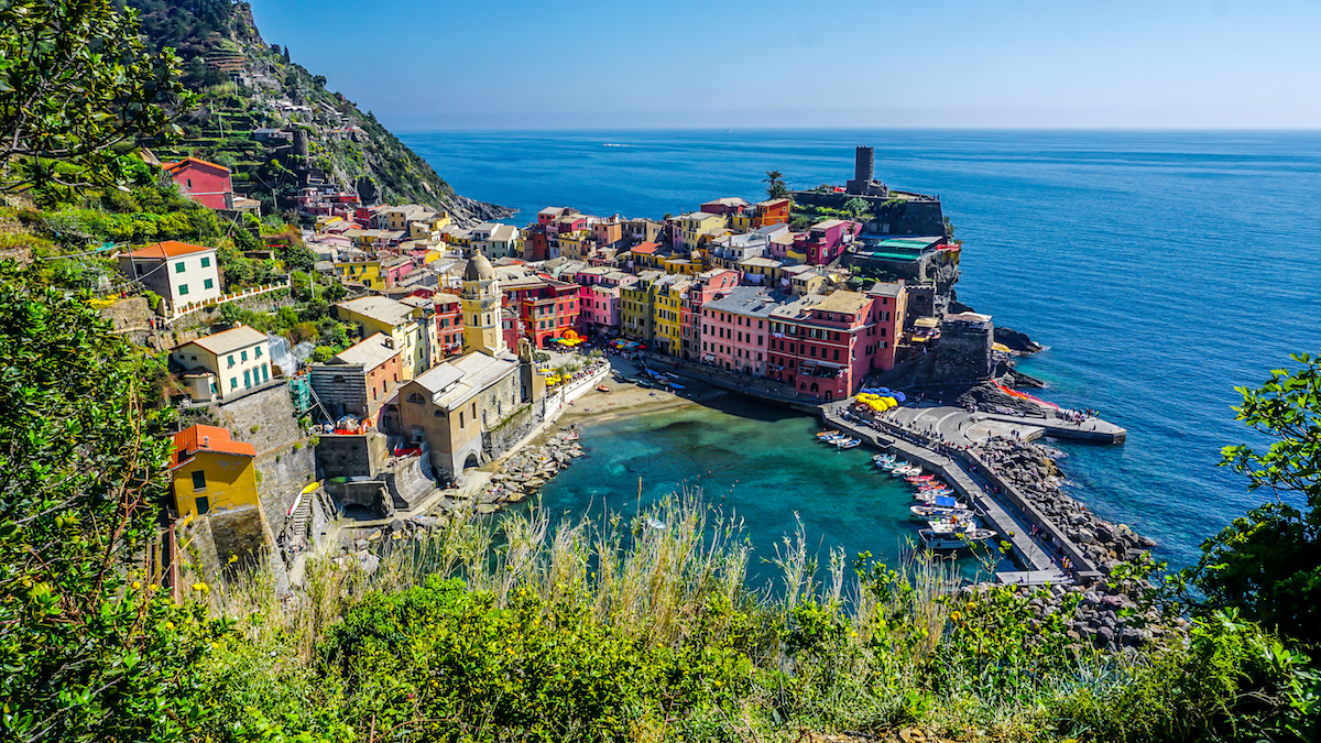 Fake it till you make it: How to do Cinque Terre like a local
