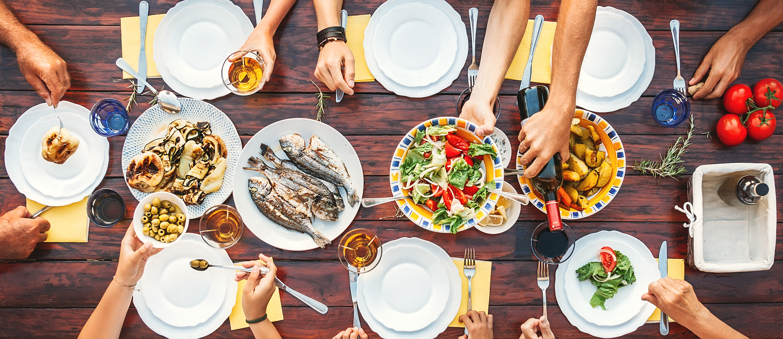 Around the world in table manners