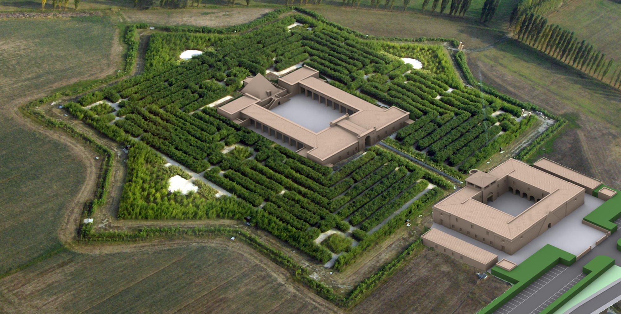 10 of the world's coolest mazes