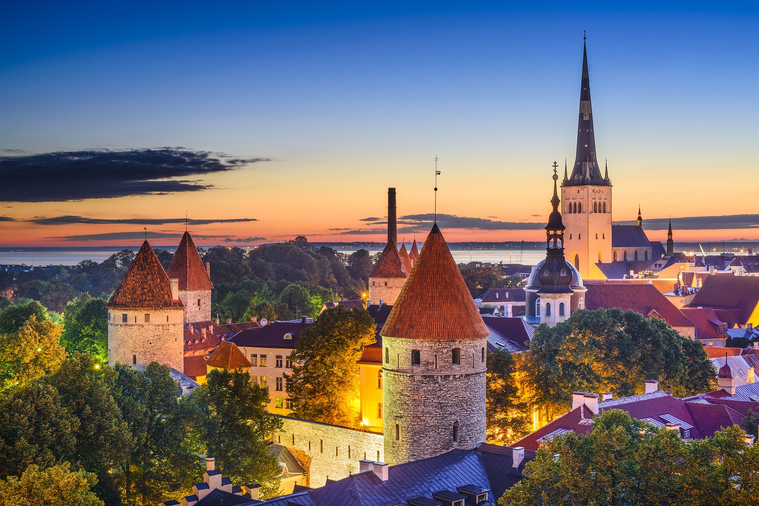 10 charming walled cities in Europe
