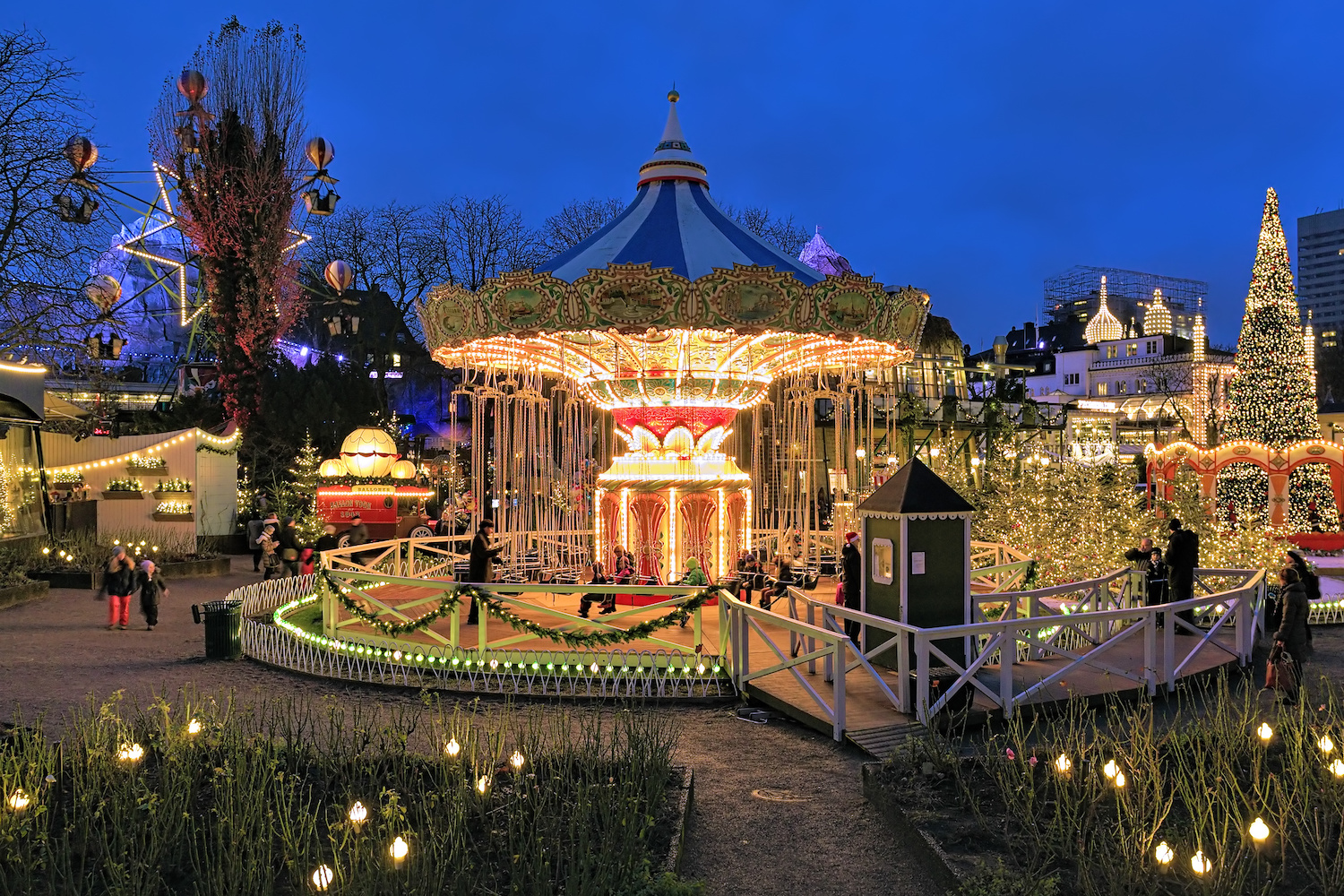 Endearing Christmas markets in Europe