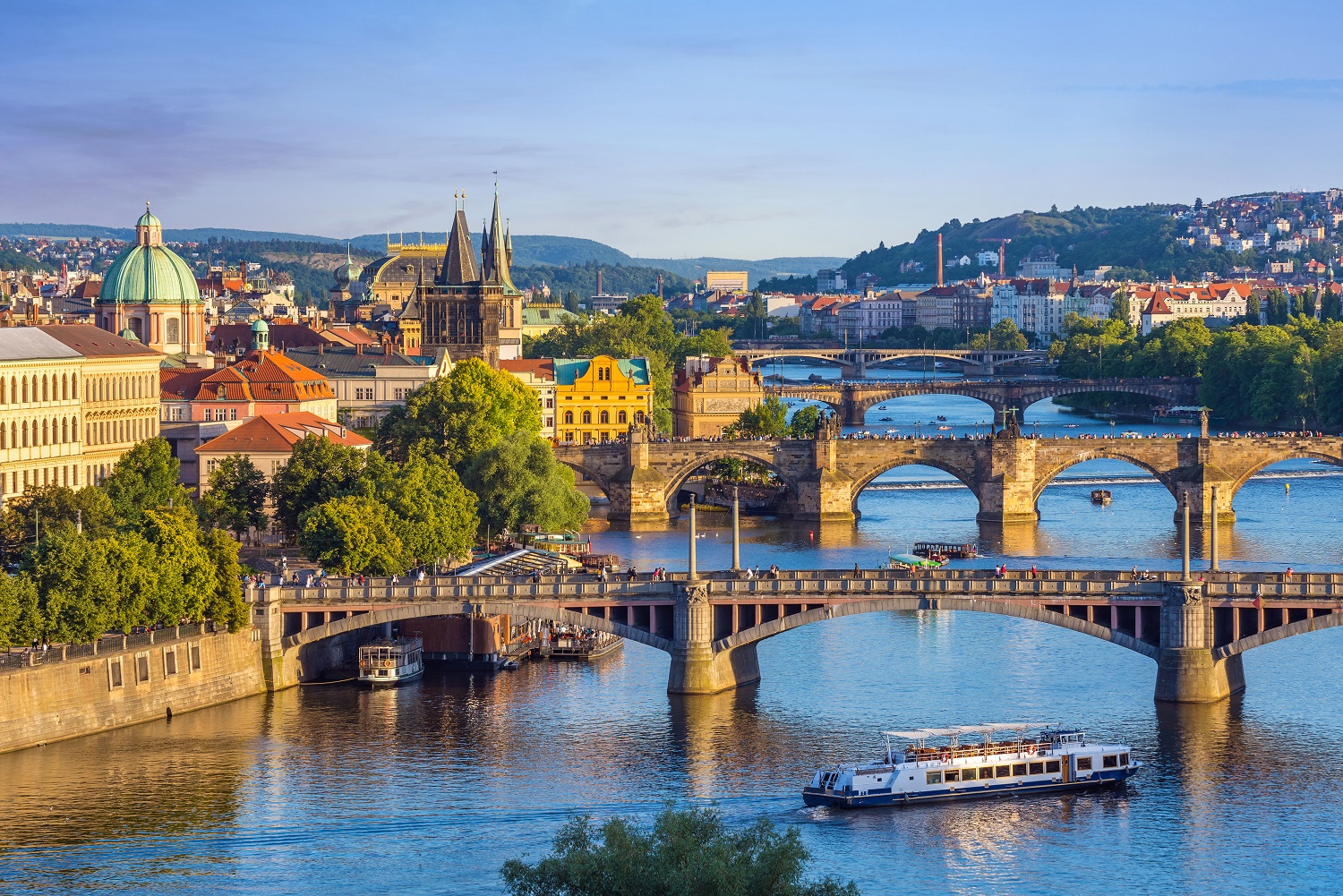 10 of the best cities in Eastern Europe