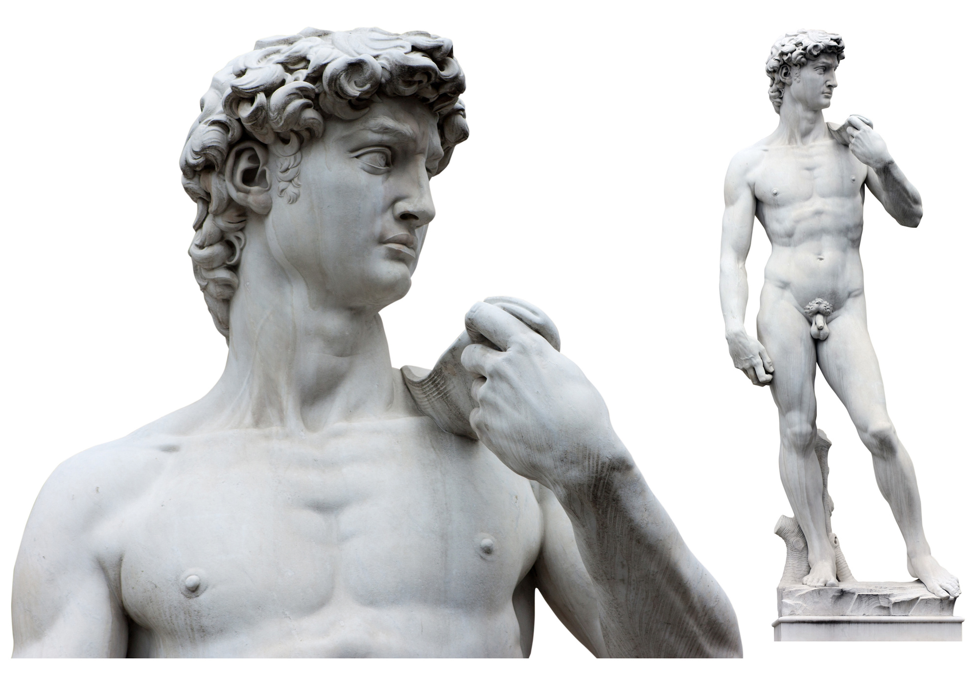 Around the world in 15 famous sculptures