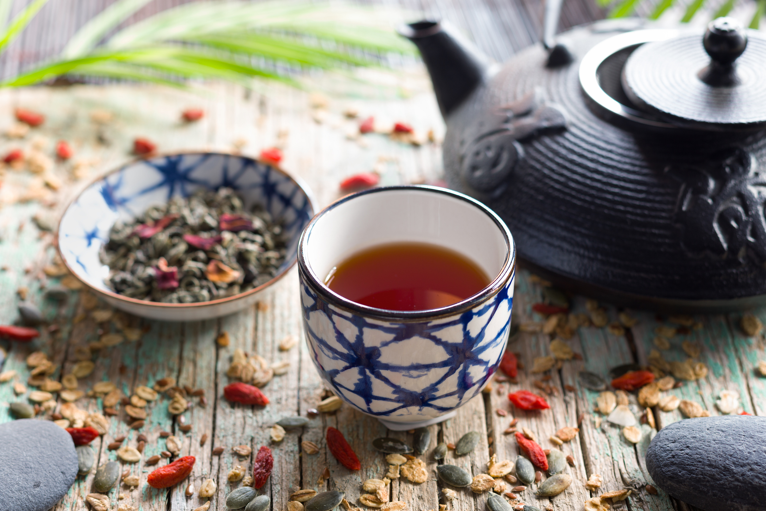 Around the world in 6 tea rituals