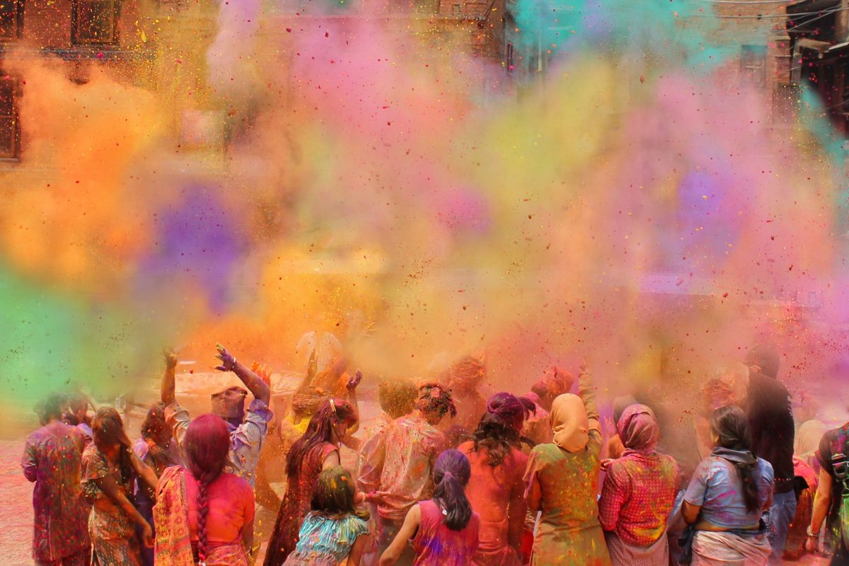 March festivals around the world