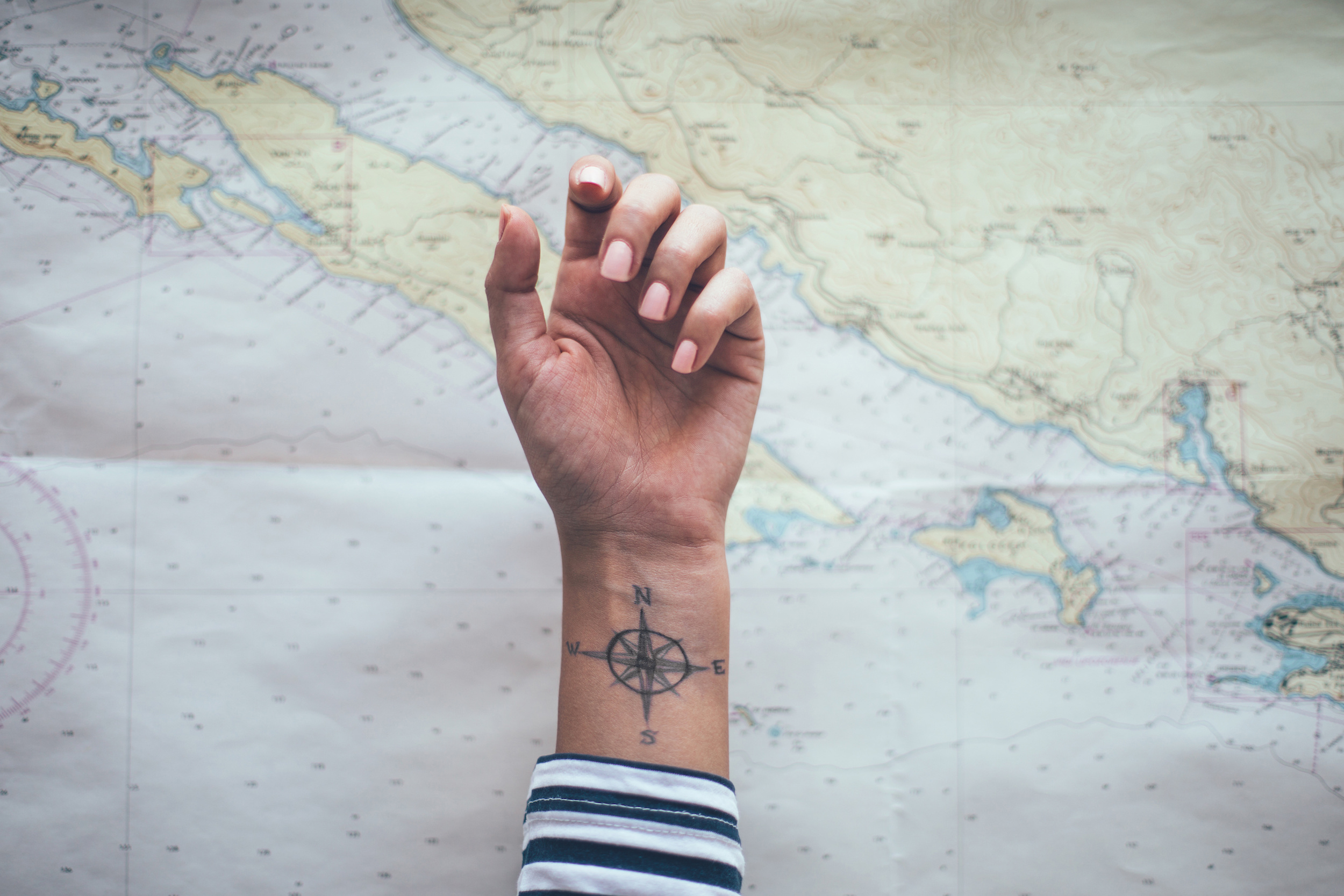 15 Imaginative Travel Inspired Tattoos Musement Blog