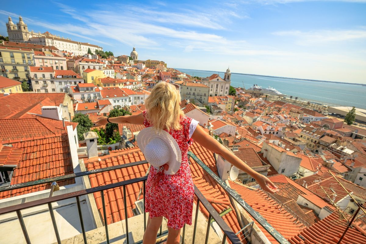 9 of the most spectacular viewpoints in Lisbon
