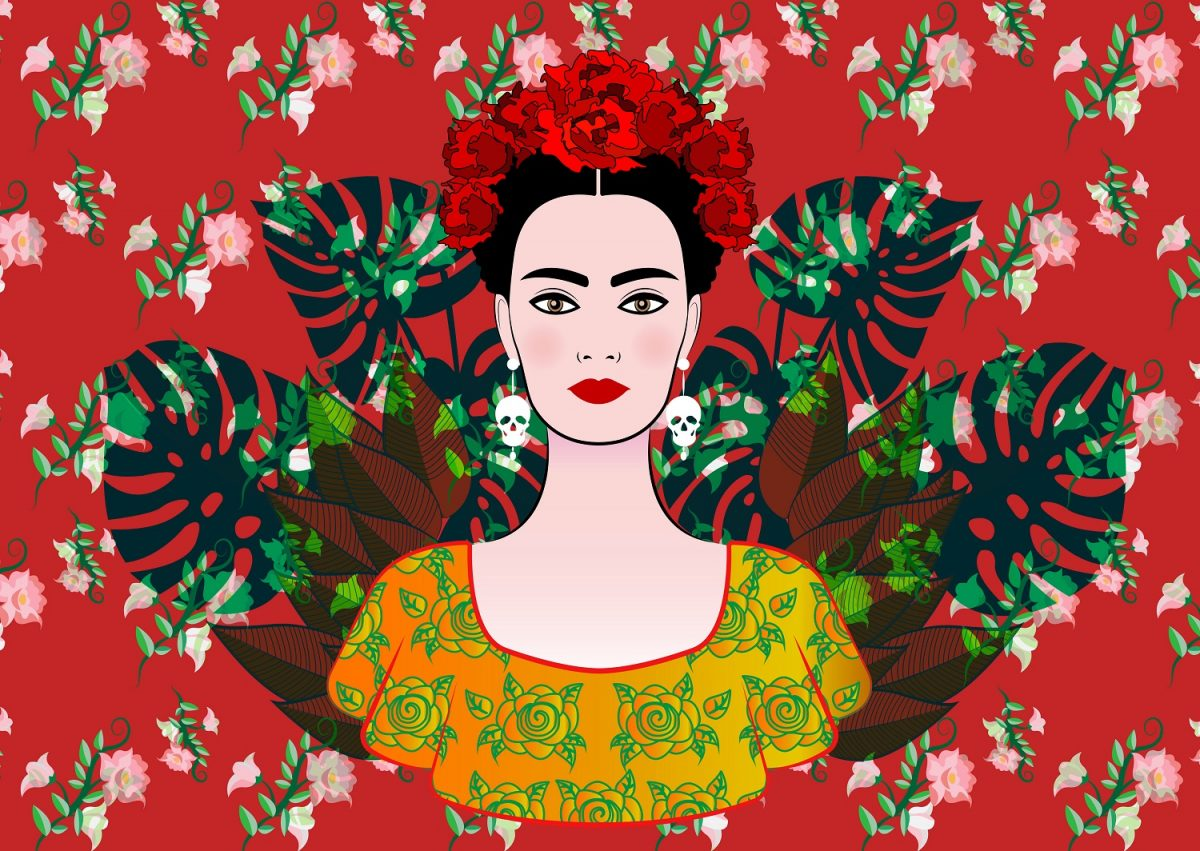 8 of Frida Kahlo's most famous paintings