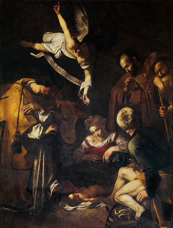 unsolved art crimes caravaggio