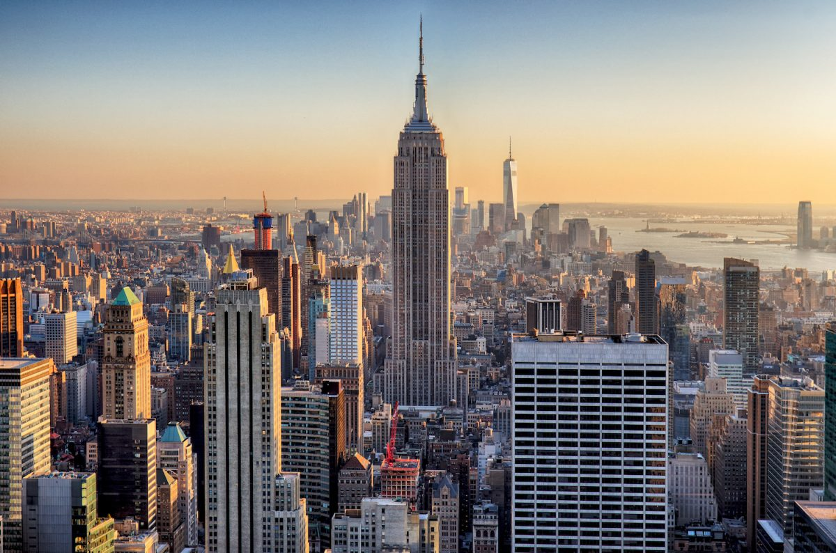 Ways to see New York
