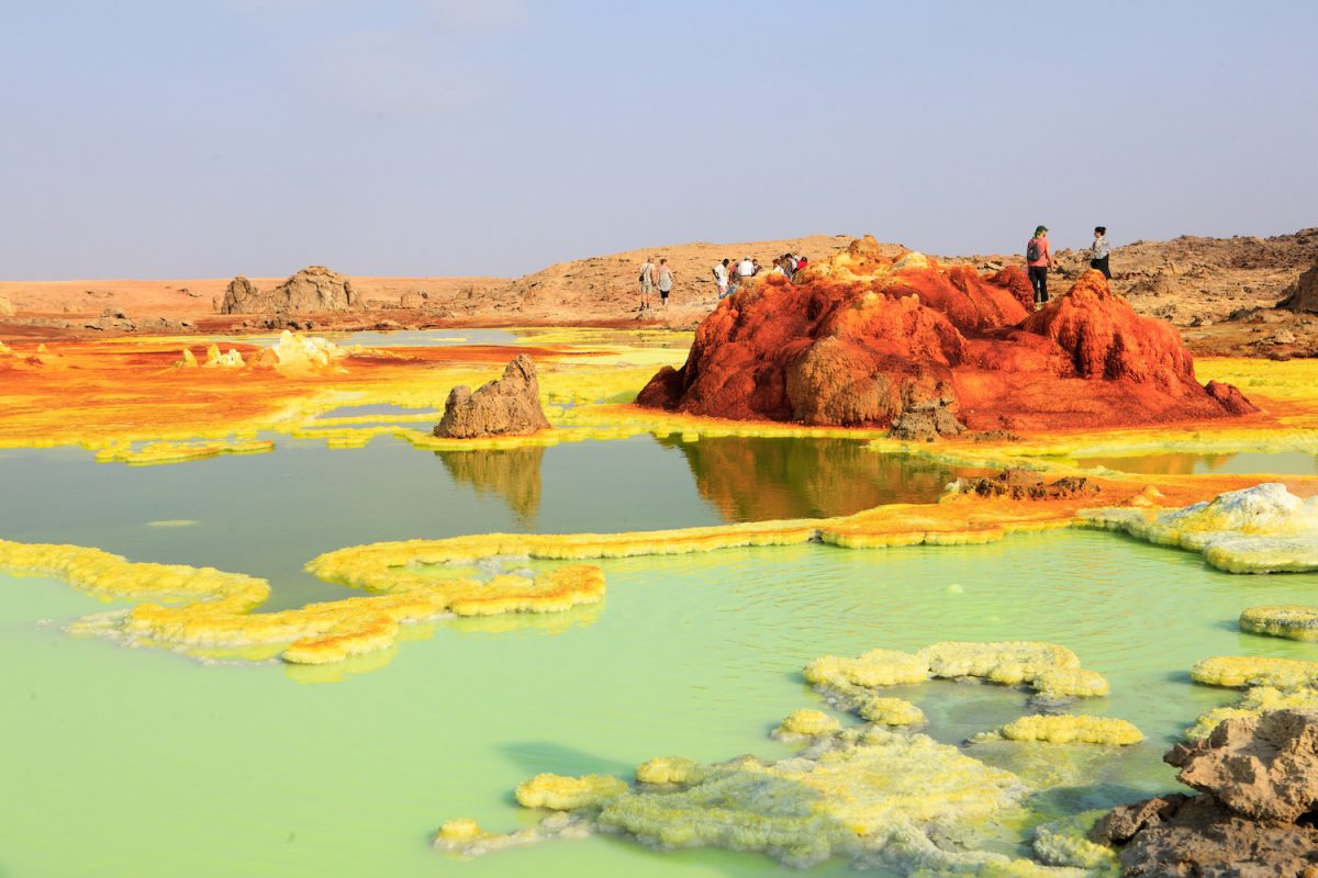 Must-see sights in Ethiopia
