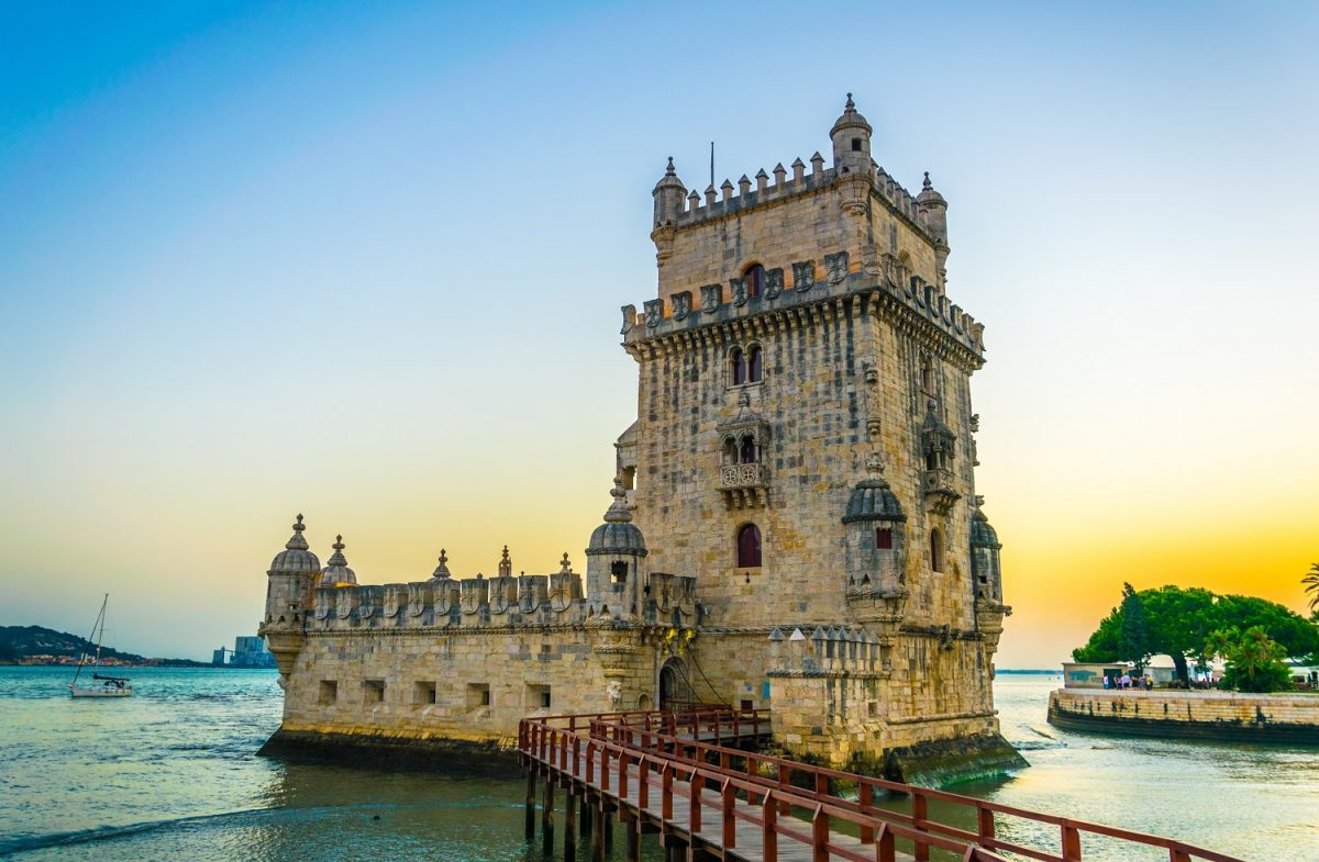 emblematic places in Portugal