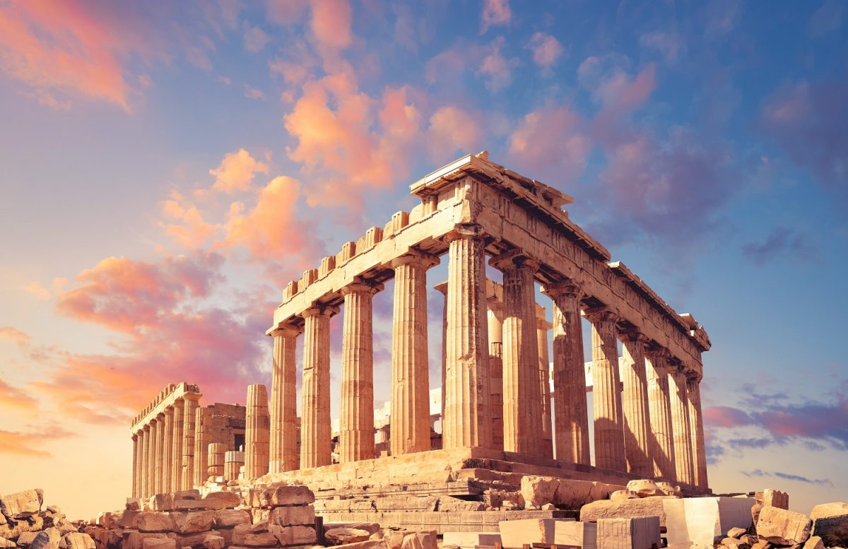 15 of the most spectacular places in Greece