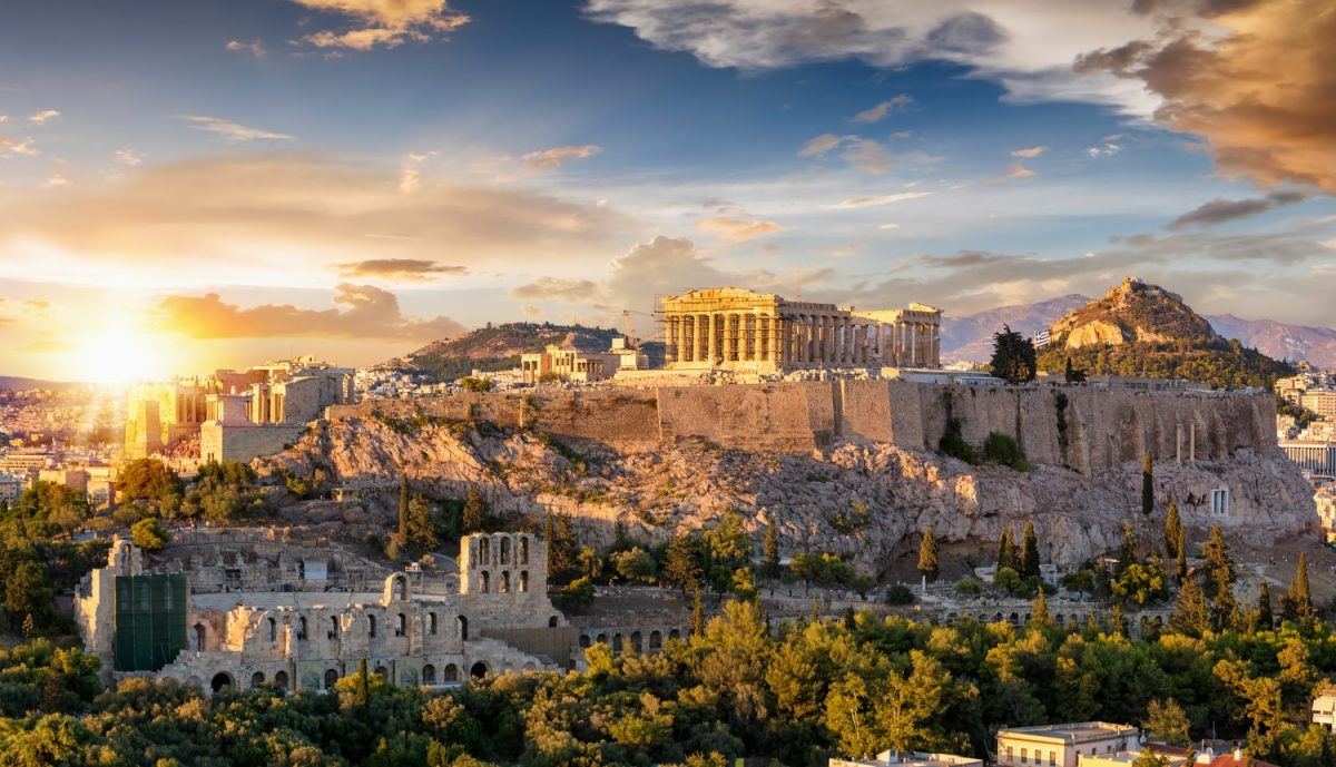Athens guide for a weekend