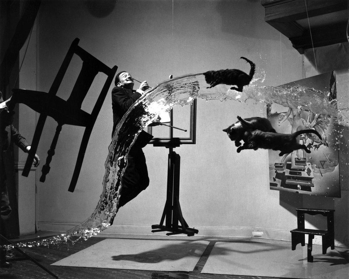 Salvador Dalí paintings