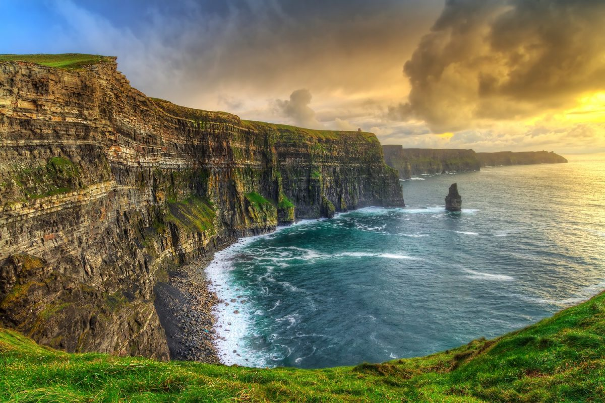15 of the world's most impressive cliffs