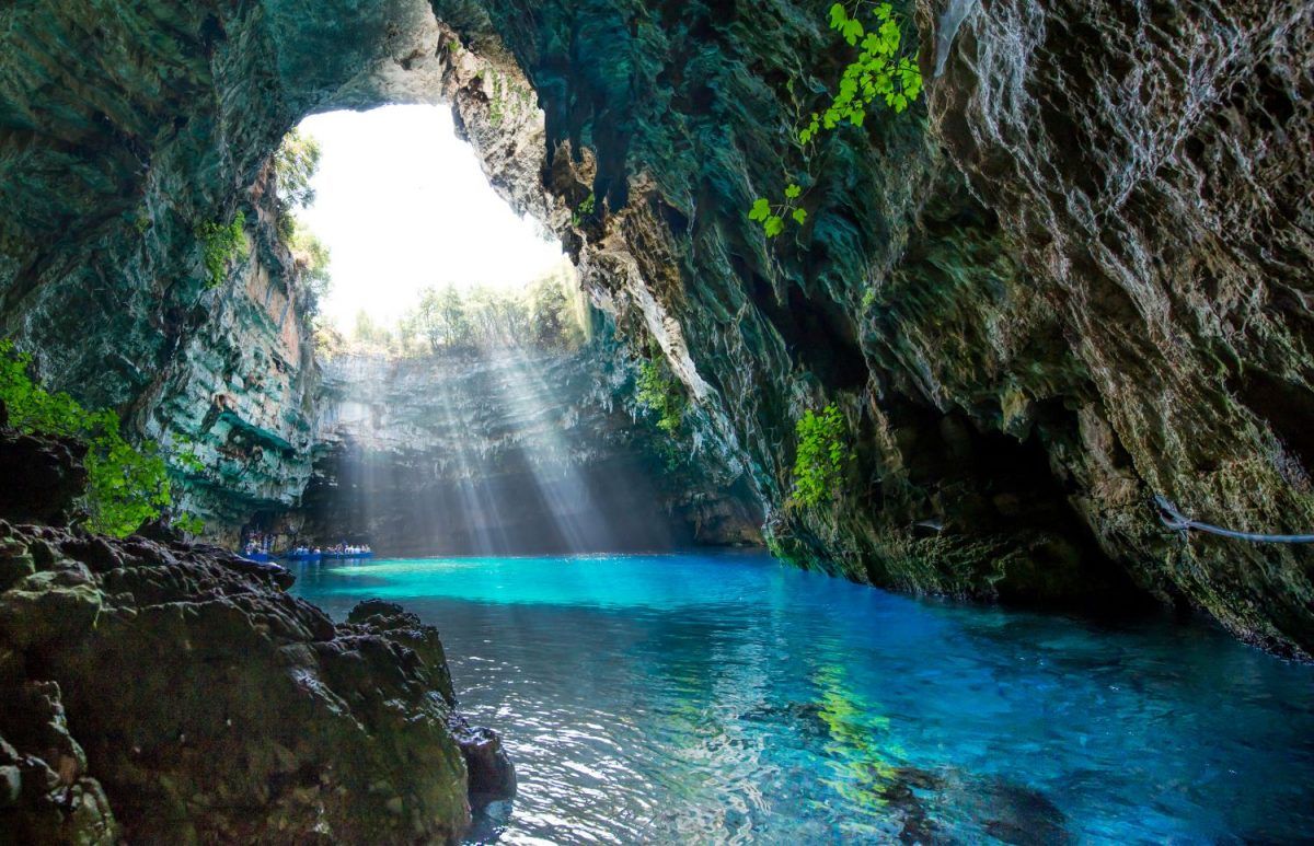 10 of the most beautiful caves in Europe