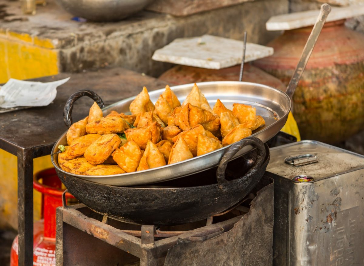 Foods to eat in India