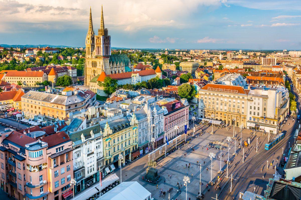 Zagreb Croatia Travel