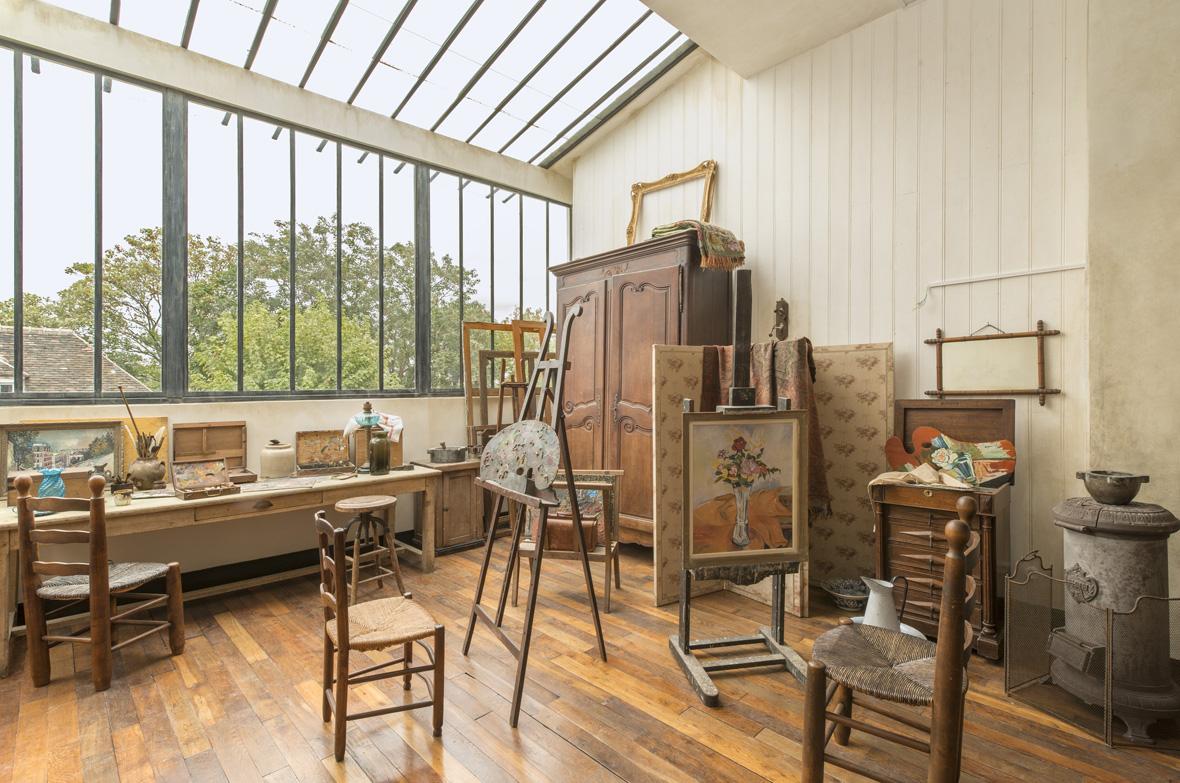 Atelier Musée de Montmartre