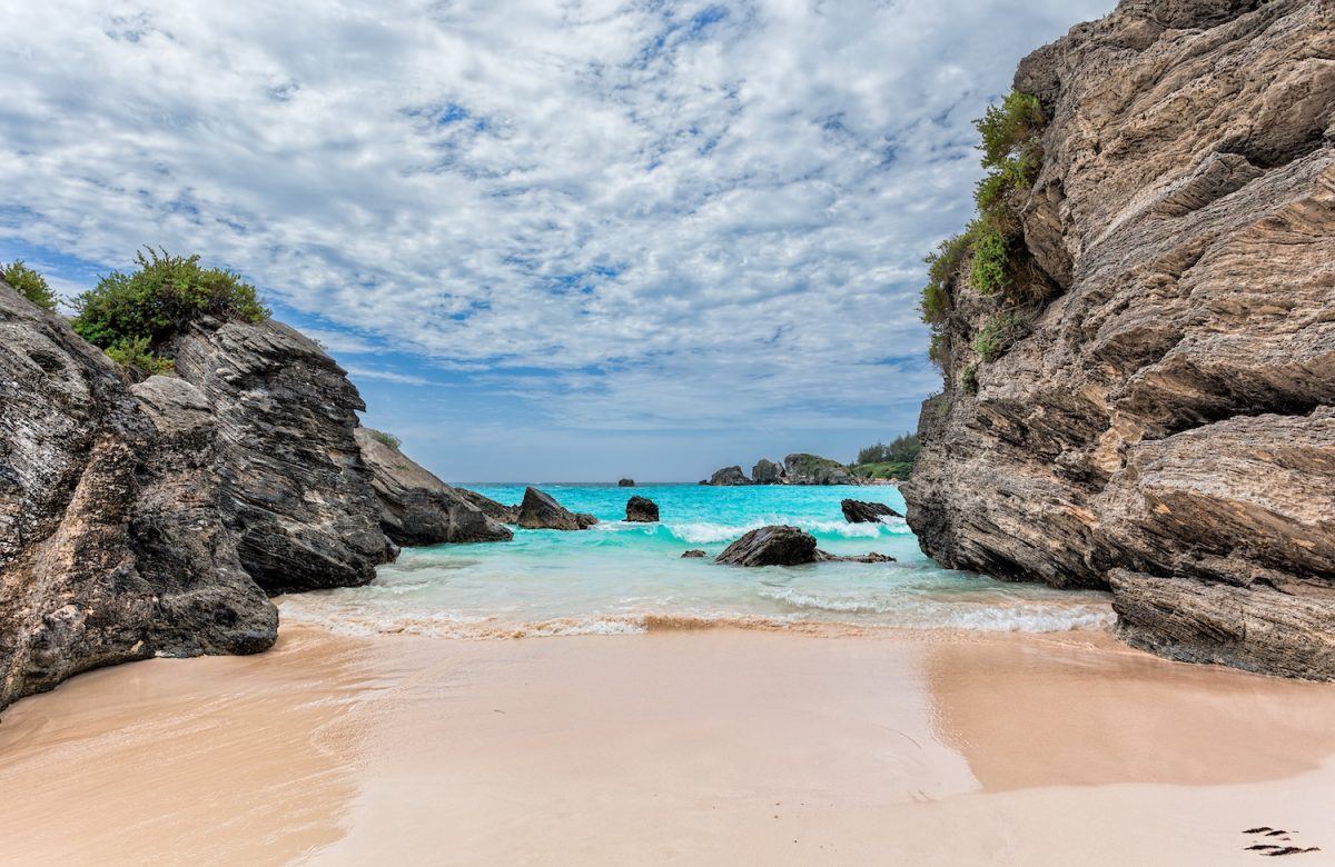 World's most colorful beaches