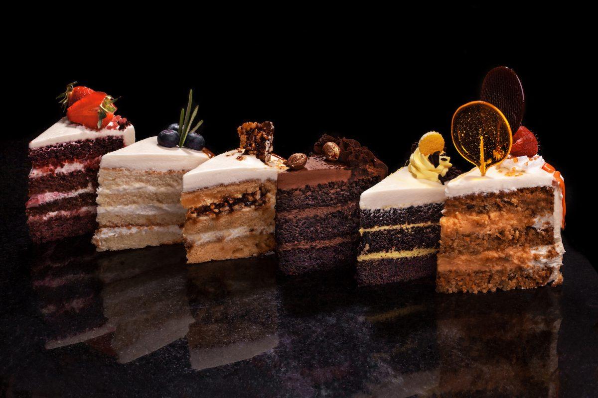 20 cakes around the world