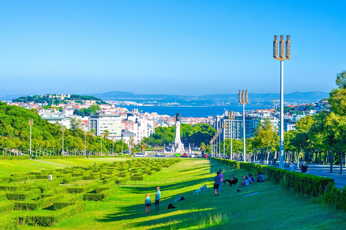 6 of Lisbon's best parks and green spaces