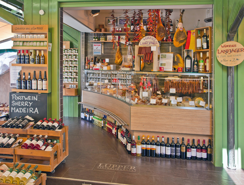 gourmet shops around the world