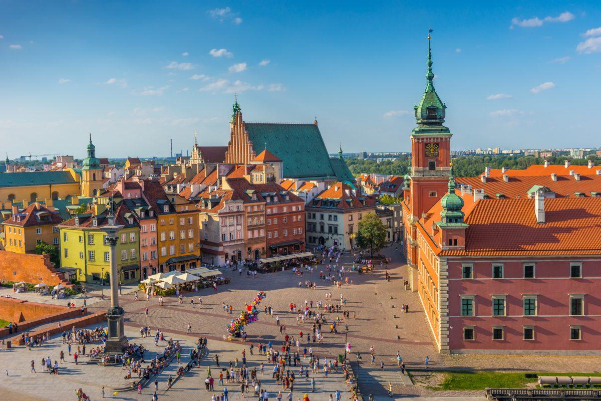 33 things Warsaw