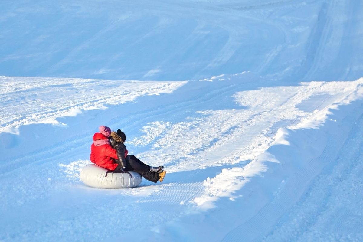 North America winter mountain getaways