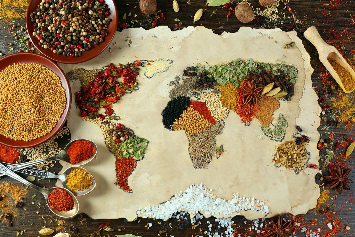 Blogger: Expériences culinaires