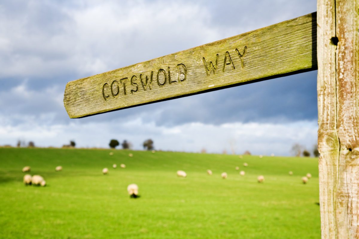 Walks in the Cotswolds