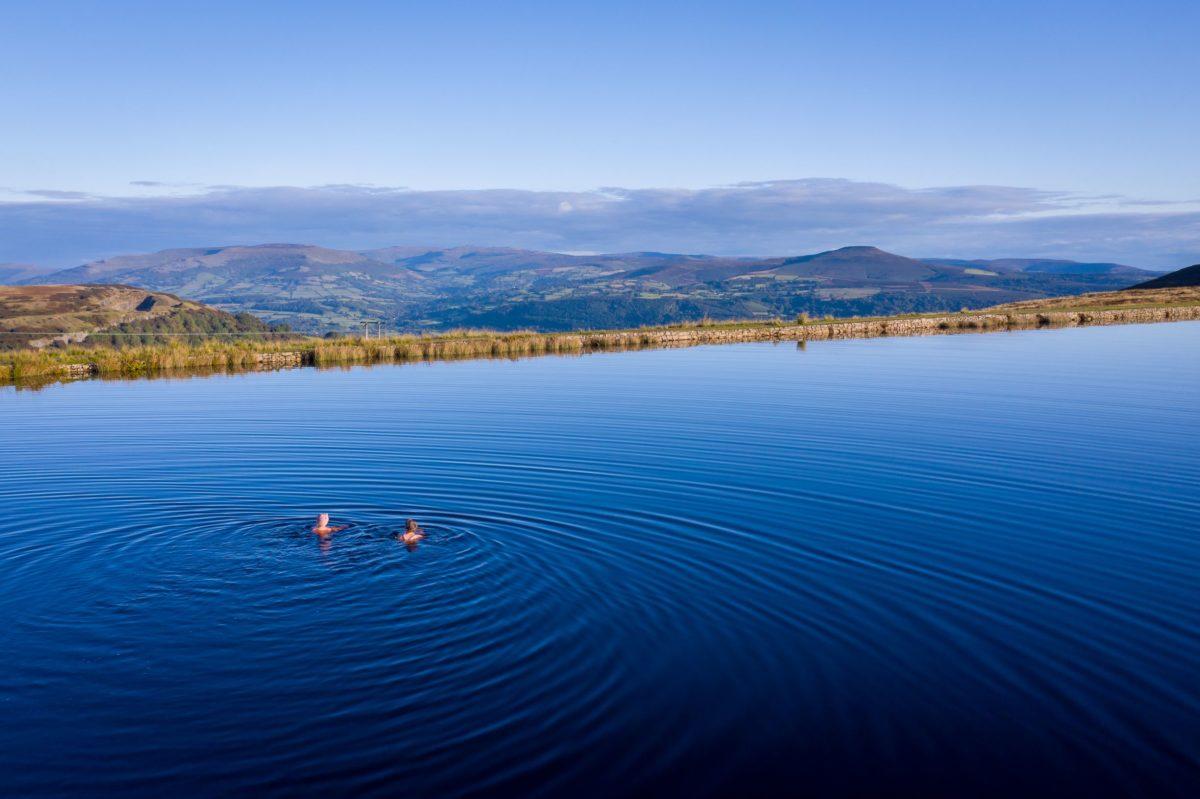 Wild swimming in the UK