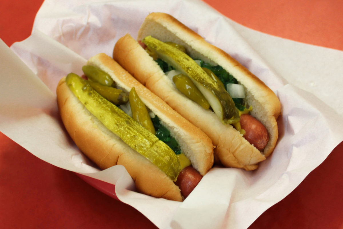 regional hot dog styles