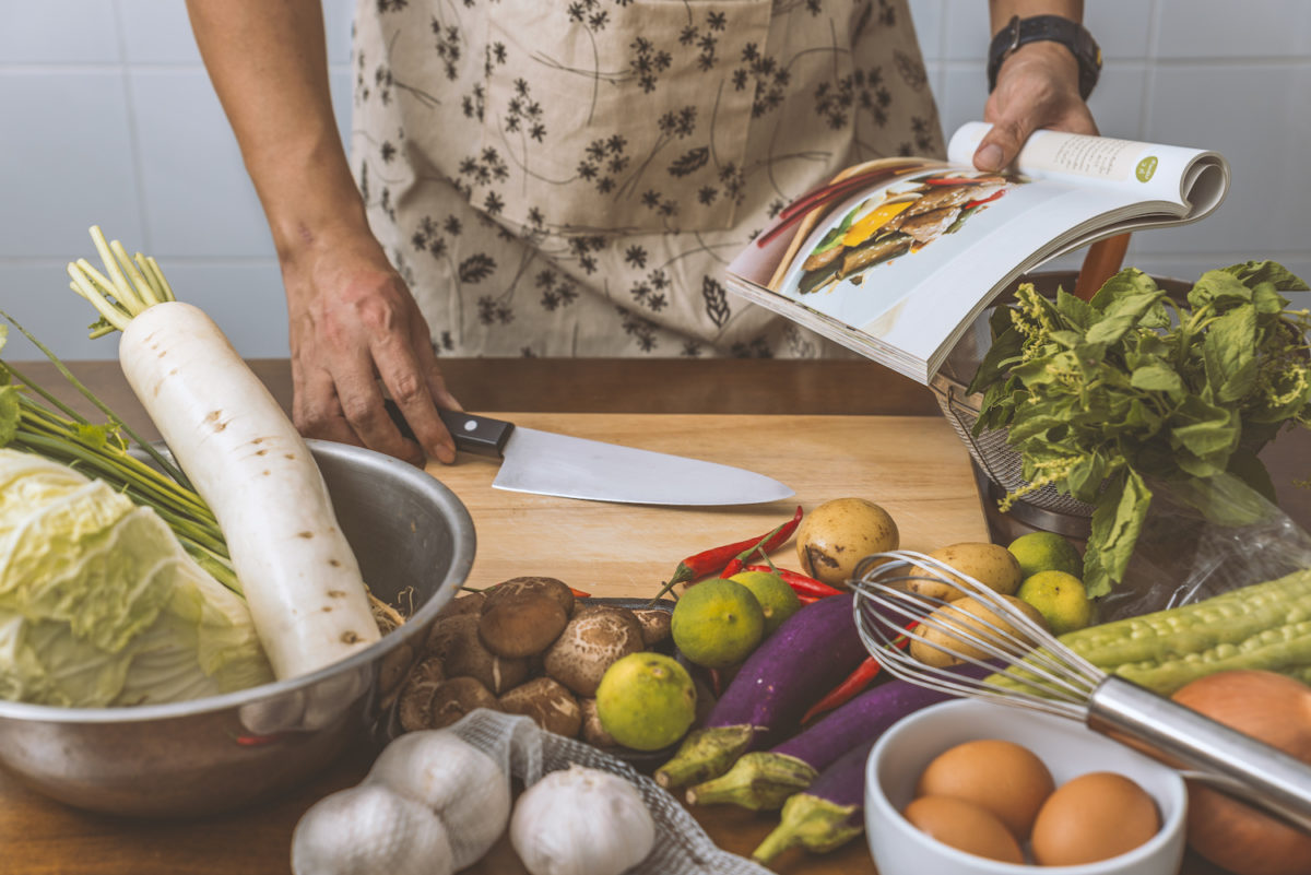 Cookbooks fall 2020