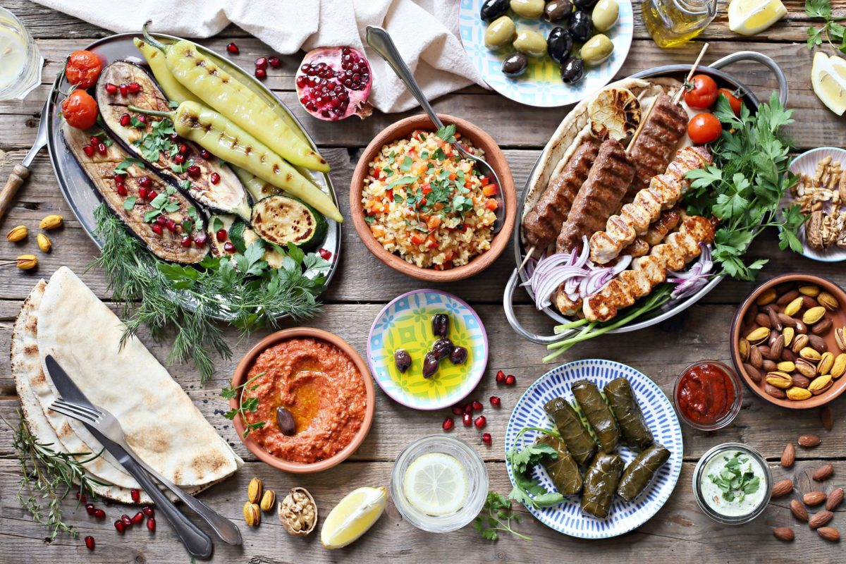 Essential Turkish foods to try