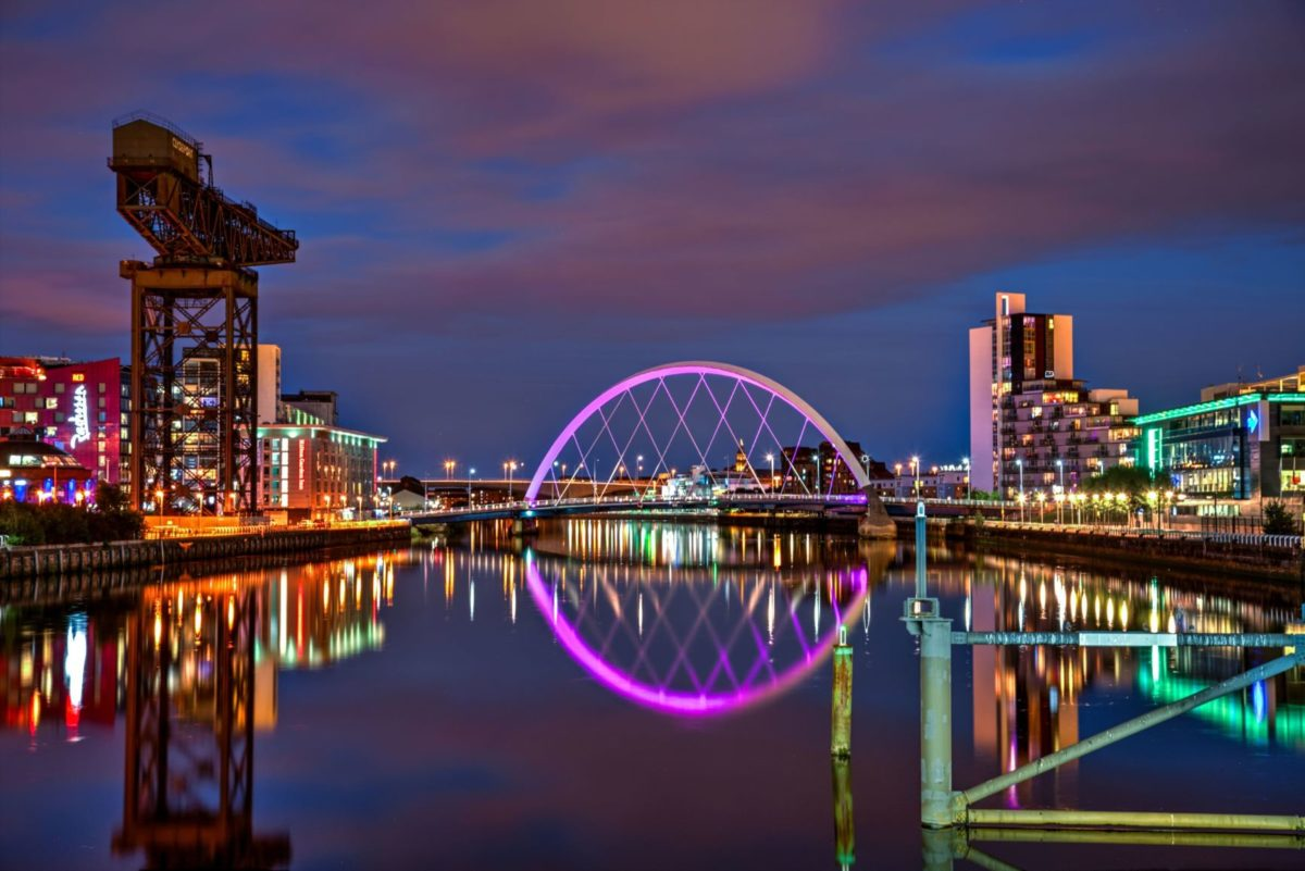 Most instagrammable places in Glasgow.