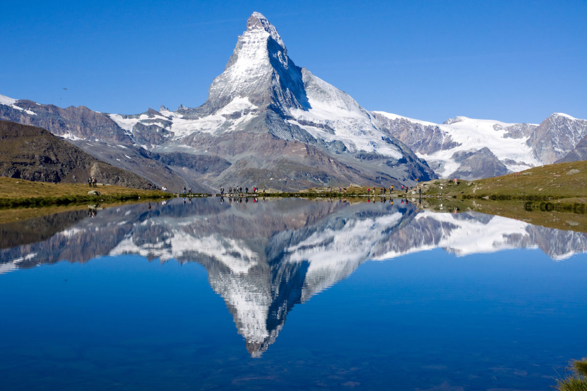 Mountain peaks Musement