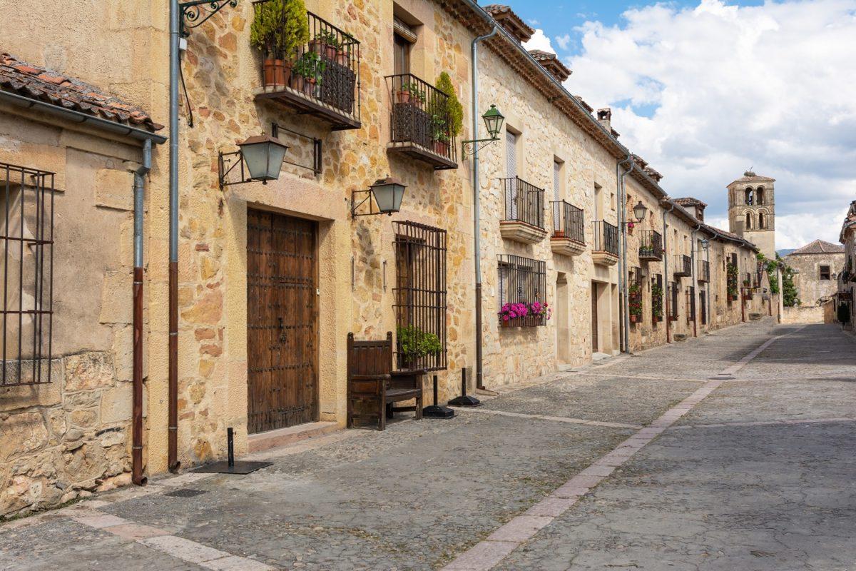 dorpen spanje