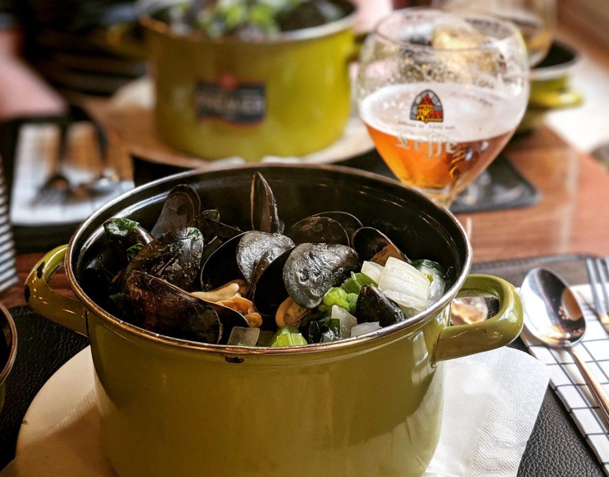 Belgische gerechten
