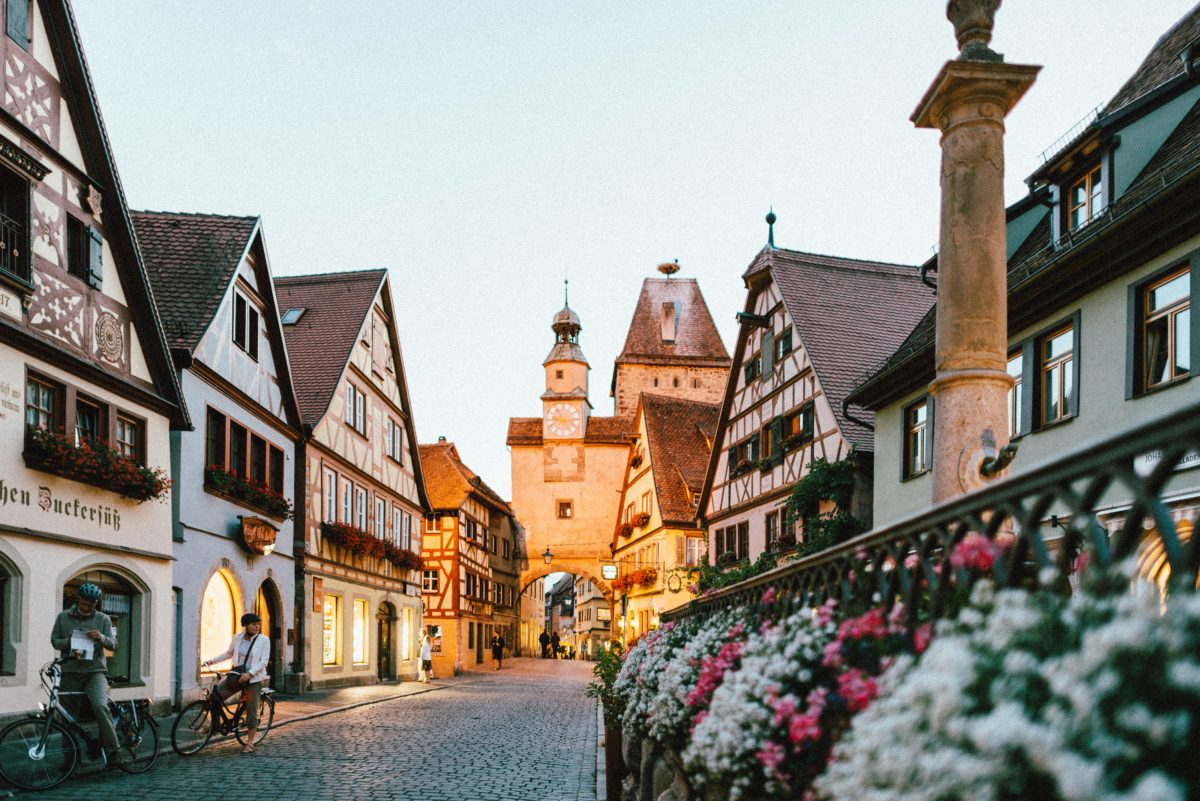 Historic town Germany