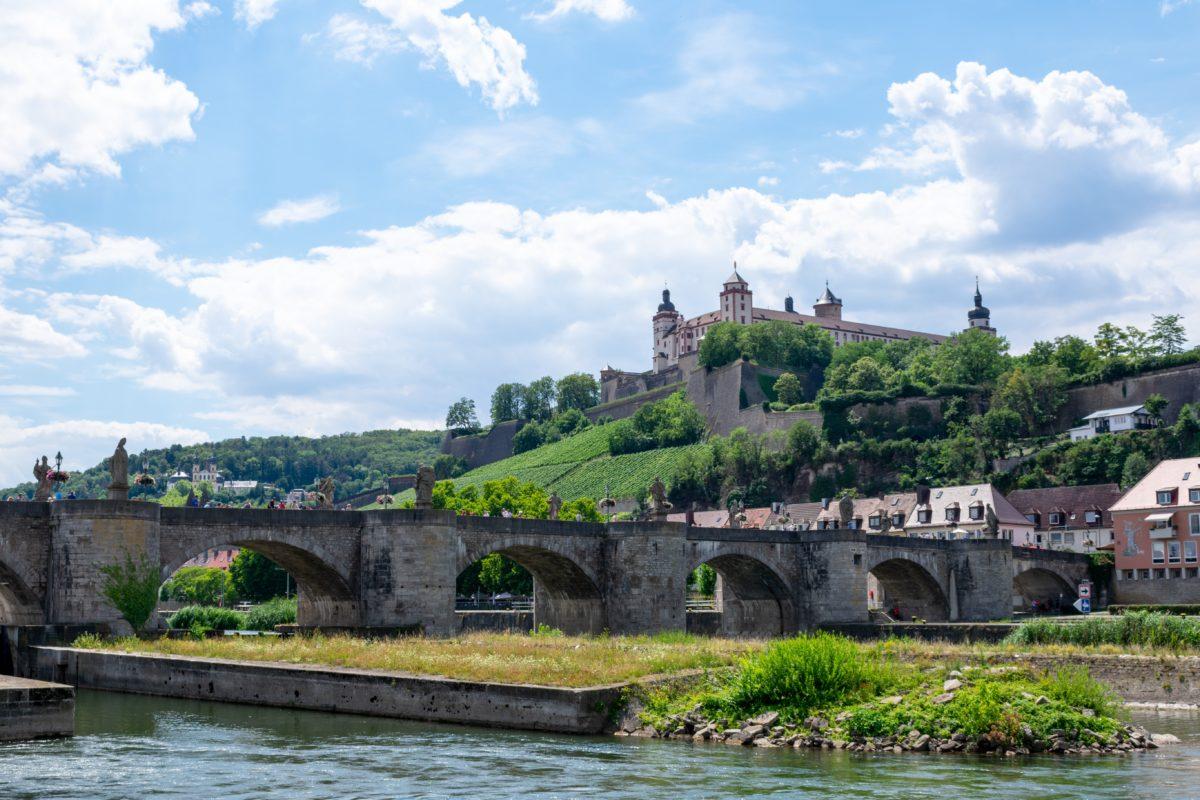 Festung Marienberg Würzburg Germany