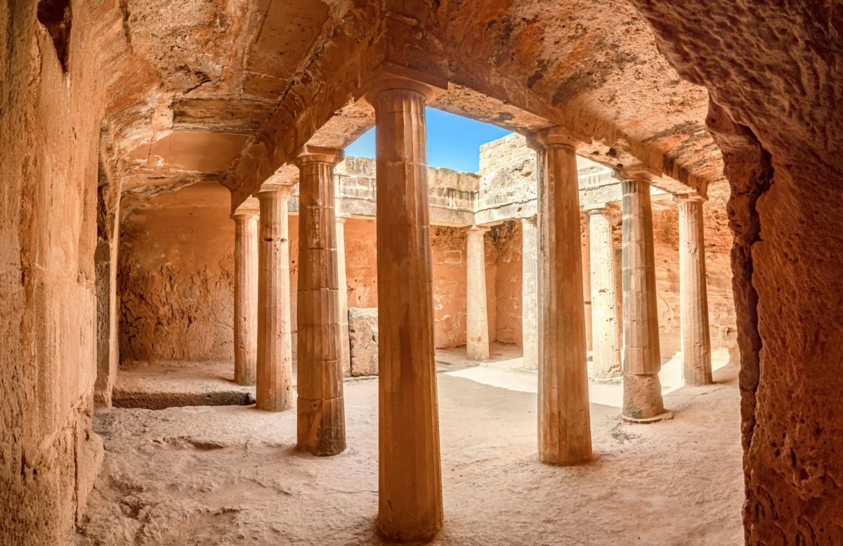 Things to do in Paphos -Tomb of the Kings