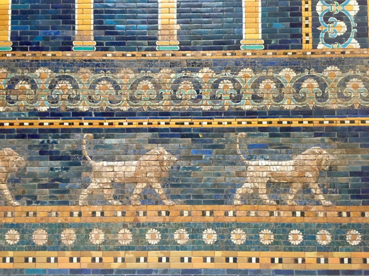 Ischtar-Tor Pergamonmuseum Berlin