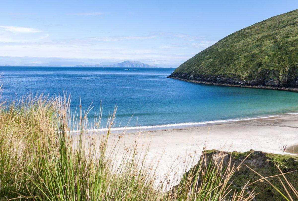 Keem Bay, Achill Island, most beautiful Irish beaches