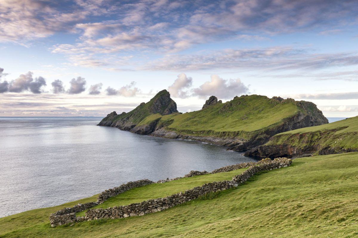 Remote places to visit in the UK - St. Kilda