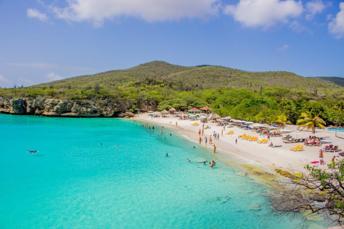 Strand Grote Knip, Curaçao